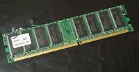 256MB DDR RAM Arbeitsspeicher Samsung M368L3223DTL-CB3 PC2700 333MHz TOP! (55)