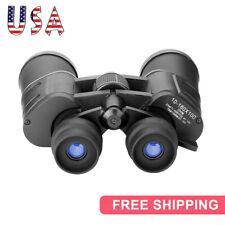 10x Magnification Lightweight New Black Binoculars Compact Pocket Folding Us🔥