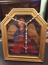 Jerusalem Blessed Rosary Holy Sepulchre, Holy Fire Candle, Stone of Unction