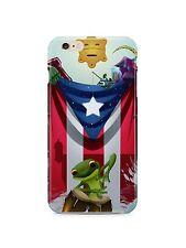 Puerto Rico Flag Boricua iPhone 4S 5S 5c 6S 7 8 X XS Max XR 11 Pro Plus Case ip3