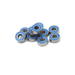 10pcs 5116 5x11x4mm Replacement Precision Ball Bearings MR115-2RS B thTEZH