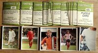 PANINI TOP SELLERS 76 LEICESTER LIVERPOOL LUTON NORWICH STOKE CITY SHEFFIELD UTD