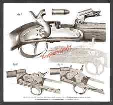 K.u.K.-Armee Gewehr Hinterlader M1862/67 System Wänzel Werndl Österreich 1867