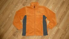 COLUMBIA kids youth L Large 14/16 FLEECE JACKET ~ soft & thick