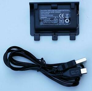 2400mAh Rechargeable Replacement Battery Pack for XBOX ONE Controller G7J2