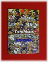 TEENYMATES NFL SERIES 4 COMPLETE PUZZLE SET / ALL 35 PIECES - HARD TO COMPLETE