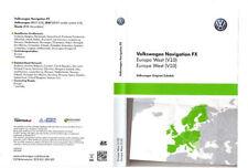 VW RNS 310 SKODA AMUNDSEN SEAT SAT NAV NAVIGATION SD CARD EUROPE LATEST V10 MAPS