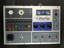 Vacuum tube tester with the front panel