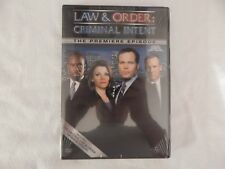 Law & Order - Criminal Intent - The Premiere Episode DVD! BRAND NEW!
