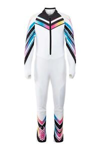 Spyder Nine Ninety Race Suit - Women's - X-Small, White