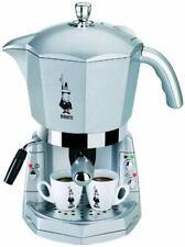 MOKONA BIALETTI CF40 MACCHINA CAFFE' ESPRESSO TRIVALENTE SILVER 1050W