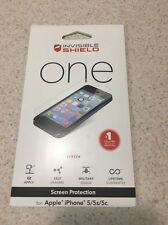 New! Invisible Shield One - SCREEN PROTECTION  for IPhone 5/5s/5c/SE