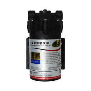 24V Water Purifier Diaphragm Pump RO Booster Pump 50G / 75G / 100G / 400G