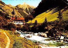 Gasthof und Pension Zillergrund , Mayrhofen , Tirol , Ansichtskarte