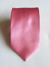 Cravatta CORSARI NAPOLI Rosa Silk Tie Lavorata a mano