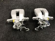 2 NEW REAR BRAKE CALIPER LH RH VW GOLF MK5 R32 AUDI A3 S3 TT EOS 8J QUATTRO 3.2