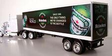 KENWORTH W900 Semi Tractor/Trailer 1/43 Trucks Diecast Heineken Graphics