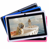 "7"" 8GB Android 4.2 OS Tablet PC 2 Point Capacitive A23 1.2GHz Cameras Wifi US"