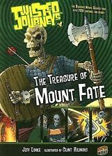 The Treasure of Mount Fate (Twisted Journeys)-ExLibrary
