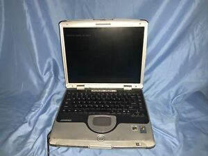 Broken Compaq Presario 700  Laptop - For Parts