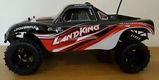 - XL LAND Strada King on Monster Truck Buggy Ricaricabile Radio telecomando auto