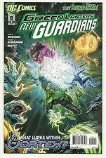 Green Lantern New Guardians #5 Unread Near Mint First Print New 52