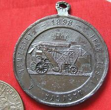 The first Hungarian machine factory Budapest Medal 1898
