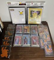 Pokemon Cards & CGC Graded Card Mystery Bundle ~ Round 4 (SEE DESCRIPTION)