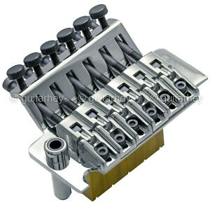 BRAND NEW! Gotoh GE1996T Floyd Rose Locking Tremolo Bridge for Guitar - CHROME