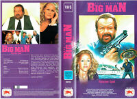 (VHS) Big Man - Falsches Spiel - Ursula Andress, Bud Spencer,  Raymond Pellegrin