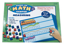 Lakeshore Measuring Hands on Math Center -home & remote schooling La1758