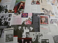 THE MOVE/RELATED - MAGAZINE CUTTINGS COLLECTION (REF T2)