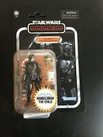 Star Wars The Vintage Collection Din Djarin The Mandalorian with The Child VC177