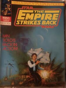 Star Wars Weekly - No 157 - The Empire Strikes Back - Date 1982 - Marvel