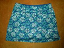 Tranquility by Colorado Clothing Women's Knit Skort Shimmer Blue Women's Small