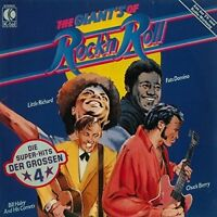Giants of Rock'n Roll Little Richard, Fats Domino, Chuck Berry, Bill Hale.. [LP]