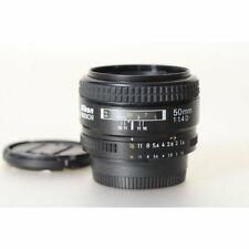 Nikon AF 1,4/50 D Standardobjektiv - Nikkor AF 50mm F/1.4D - 6080010
