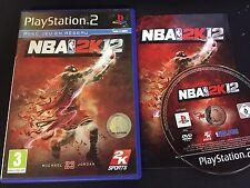 PS2 : NBA 2K12