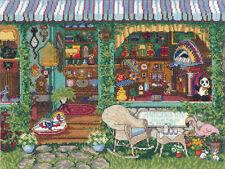 Cross Stitch Kit ~ Janlynn Antiques, Etc. #032-0101