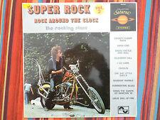 "LP 12 "" SUPER ROCK - The rocking Stars MOTO - NM/MINT - NEUF - Sonopresse 66008"