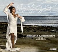 Elisabeth Kontomanou : Secret of the Wind CD Album Digipak (2012) ***NEW***