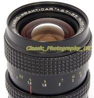 Carl ZEISS DDR VARIO-Prakticar 1:2.7-3.5 f=35-70mm MC Lens for Praktica PB + EOS