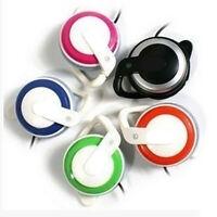 Super Bass Headphones Noise Canceling Headset Ear Hook Music Headphone with Kn