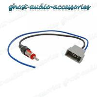 Car Audio Stereo Aerial Antenna Adaptor Adapter Cable Lead for Nissan Qashqai