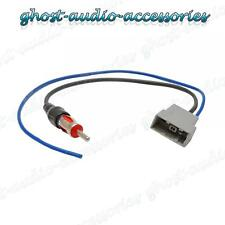 Audio estéreo de coche antena adaptador de antena de Cable Adaptador De Plomo Para Nissan Qashqai