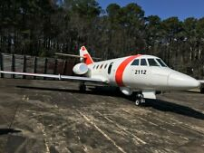 Dassault Falcon 20 Guardian Aircraft Jet HU-25C 1979 for parts, chat available