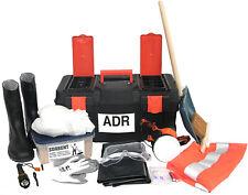 ADR Gefahrgutausrüstung mit Koffer Set 4 Gefahrgutkoffer ADR Koffer 13 teilig