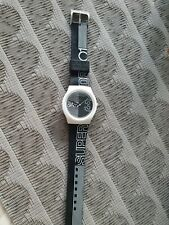 Superdry Watch Black White. Free delivery