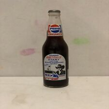 Collectible Richard Petty Pepsi Bottle - 1000th Career Start