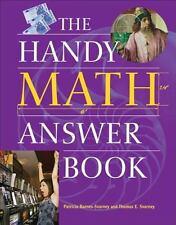 The Handy Math Answer Book by Patricia Barnes-Svarney and Thomas E. Svarney (20…